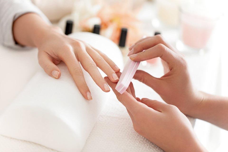 manicure domicilio